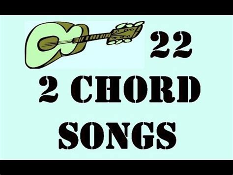 The ultimate list of easy guitar songs for the beginner. Beginner Guitar, 22 - 2 chord guitar songs for beginners by Vince Dixon - YouTube