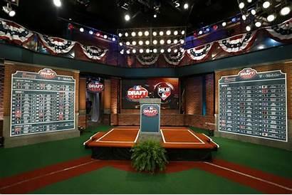 Draft Mlb Board Baseball Dodgers Pick Getty