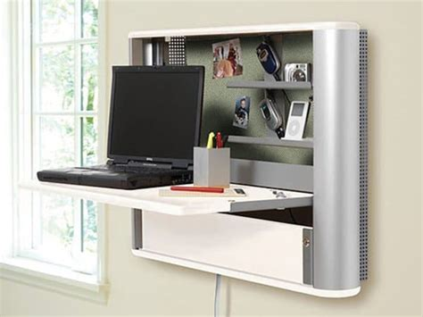 fold out desk 16 awesome space saving products that just make sense