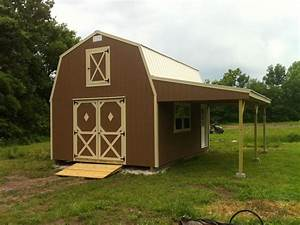 Outdoor storage sheds kansas city gt portable buildings for Country barn construction