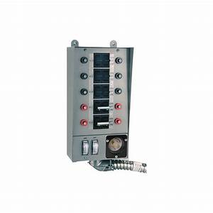 Reliance Loadside Prewired Generator Transfer Switch  U2014 10