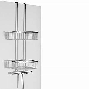 Support Savon Douche : etag re douche suspendre en laiton chrom 26x70 cm ~ Premium-room.com Idées de Décoration
