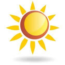 Free Vector Clip Art Sun