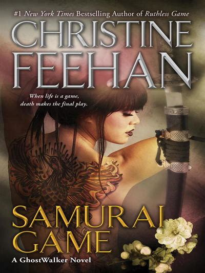 Samurai Game  Ghostwalkers Series, Book 10 By Christine