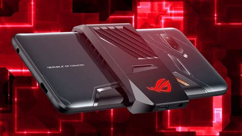 the best gaming smartphone asus rog phone world s smartphone with a 3d vapour chamber