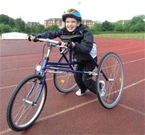 cycling therapy  children  cerebral palsy