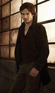 The Vampire Diaries S3 Ian Somerhalder as