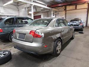 Parting Out 2005 Audi A4 - Stock   170016