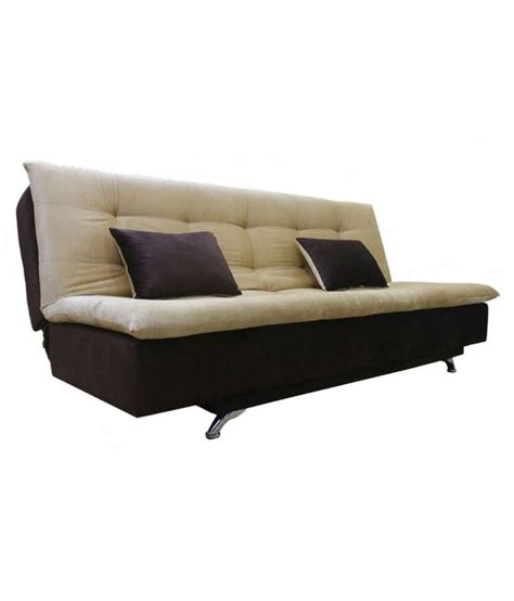 adorn india aspen sit sleep fabric sofa cum bed buy