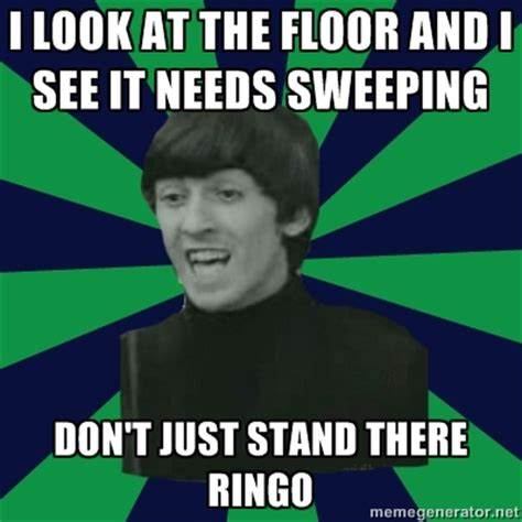 The Beatles Meme - george harrison meme beatlemania pinterest