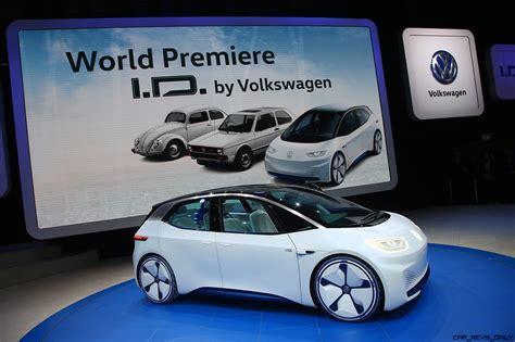 2018 Volkswagen Id Concept 9