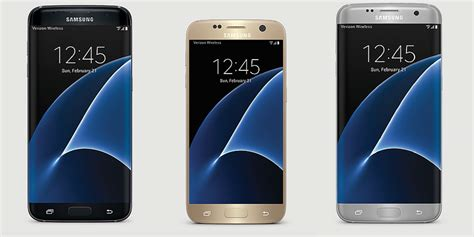 Samsung Galaxy S7 S7 Edge Mwc 2016 Wallpaper 2018 In Others