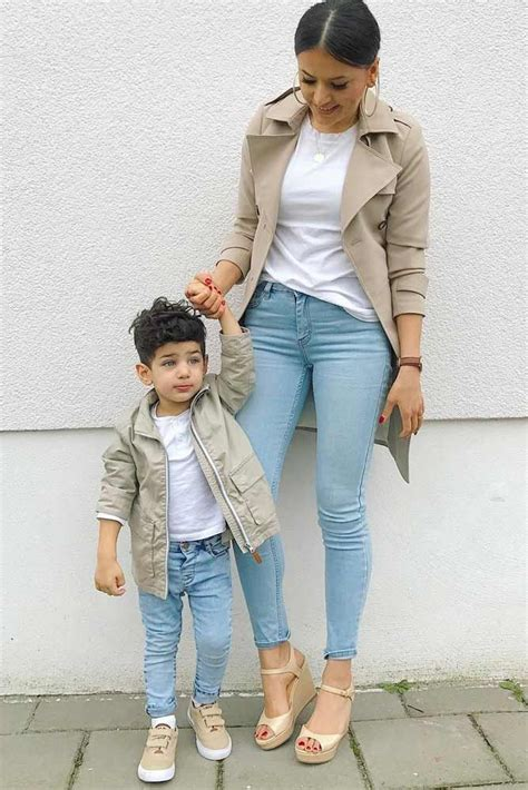 42 Cute Mommy And Me Outfits Youll Both Want To Wear Mi