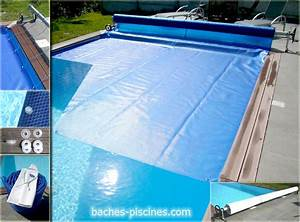 Bache À Bulles Piscine : oeillets baches piscine ~ Melissatoandfro.com Idées de Décoration