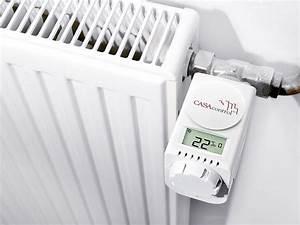 Funk Heizkörperthermostat Wlan : casacontrol smart home funk heizk rperthermostat haus automatisierung ~ Eleganceandgraceweddings.com Haus und Dekorationen