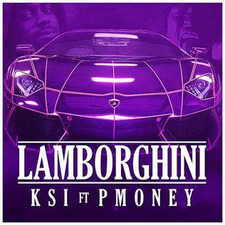 lamborghini song wikipedia