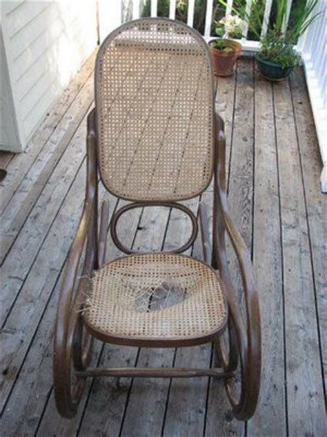 Recane A Chair Seat by I Need To Recane My Rocker Seat Again Maybe Do