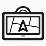 Icon Gps Navigator Navigation Icons Editor Open