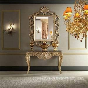 Grand Miroir Baroque : le style baroque moderne ne va pas durer terre meuble ~ Teatrodelosmanantiales.com Idées de Décoration