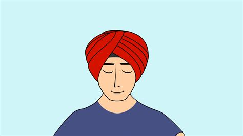 Sikh Animated Wallpaper - 3 ways to tie a sikh turban wikihow