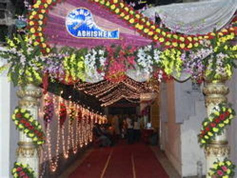 wedding flower decoration  kolkata