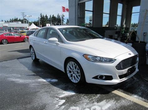 Ford Fusion Turbo by 2013 Ford Fusion Titanium Turbo Navi K2378 Outside