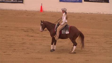 horse blind deaf rider