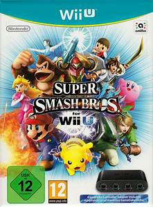 Super Smash Bros For Wii U Box Shot For Wii U Gamefaqs