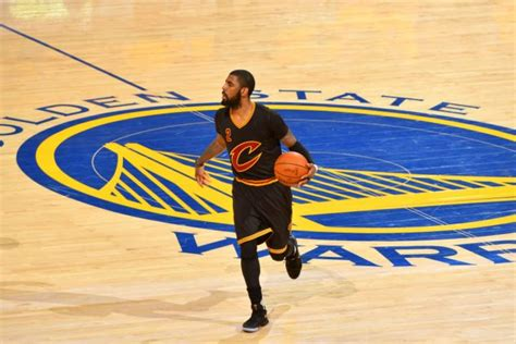 Report: Cavs 'Starting to Engage' in Kyrie Irving Trade Talks