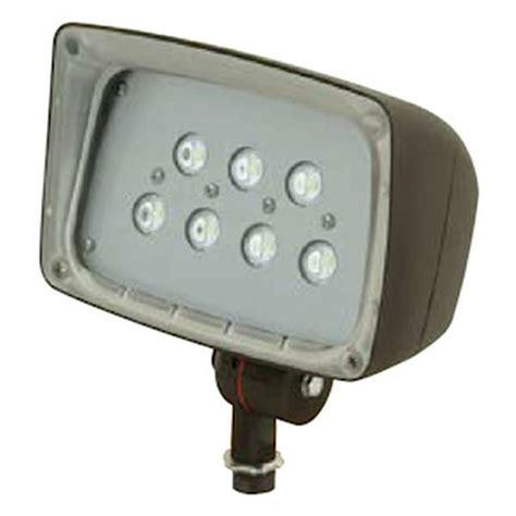 277 volt led flood lights hubbell 03073 26 5 watt 120 277 volt led alf 5100k flood