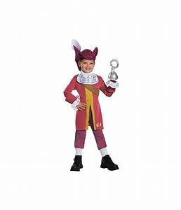 Jake And The Neverland Pirates Captain Hook Boys Costume ...