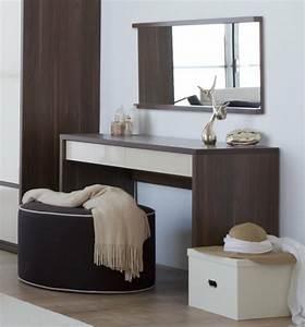 Coiffeuse Meuble Moderne : la table coiffeuse est toujours la mode ~ Teatrodelosmanantiales.com Idées de Décoration