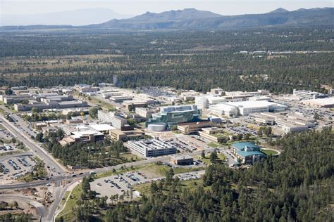 Aerial View of Los Alamos National Laboratory - 2 | The ...