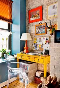 25, Small, And, Creative, Home, Office, Design, Ideas, To, Inspire