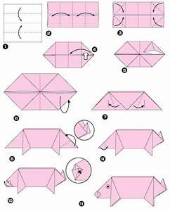 Origami Animaux Facile Gratuit : origami facile gratuit ~ Dode.kayakingforconservation.com Idées de Décoration