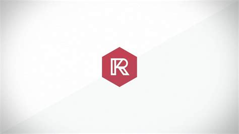 after effects logo flat house modern logo reveal after effects template
