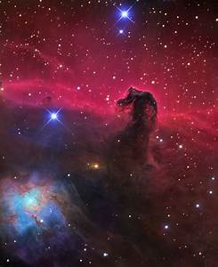 The Horsehead Nebula in Orion- IC 434