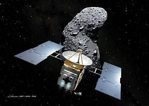 次なる挑戦、「はやぶさ2」プロジェクトを追う(1):最新技術で生まれ変わる小惑星探査機「はやぶさ」 (1/2 ...