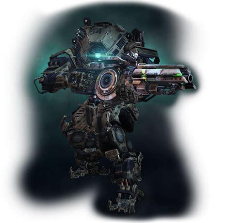 ion titan titanfall 2 sci fi robot und