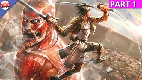 attack  titan wings  freedom gameplay pc hd p