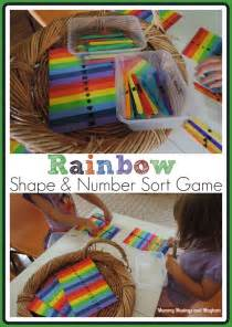 283 best images about rainbows preschool theme on 367 | c0472f41453f380abe593218401796b7 number sequence sequence game