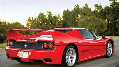 F50 Ferrari Cars Hq Wallpapers Ru Supercars