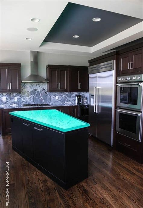 glass countertops surfaces  indianapolis