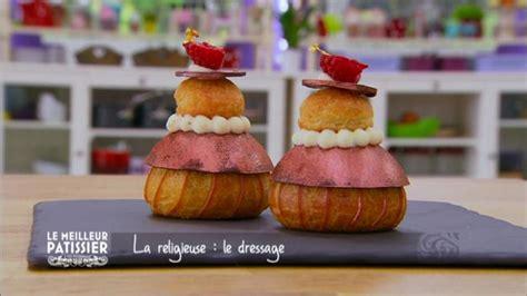 religieuse chocolat framboise by cyril lignac chut je cuisine