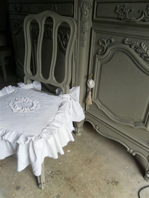 galette de chaise style cagne galette de chaise shabby bouts de tissus