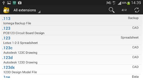 Download File Extensions List Apk On Pc