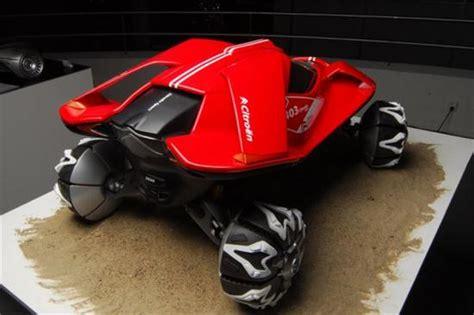 citroen  dakar rally concept vehicle cars show