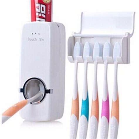 Dispenser Odol Dan Sikat Gigi Murah dispenser odol pasta gigi dan termasuk tempat sikat gigi