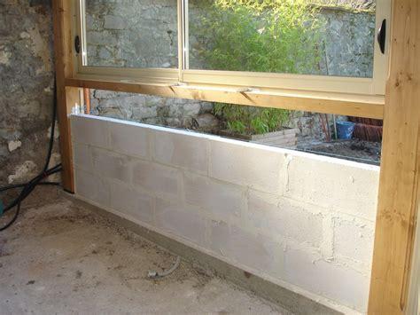 enduit sur siporex exterieur veranda suite exterieur nos travaux