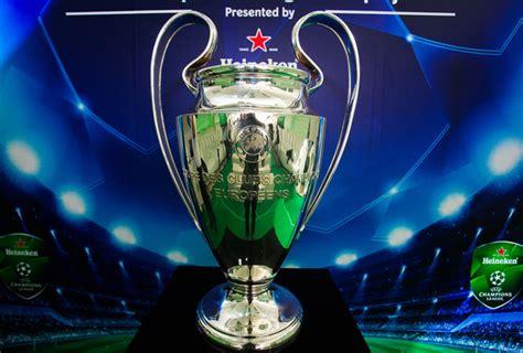 Heineken Set to Unveil UCL Trophy to Nigerians ...